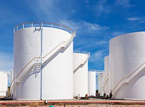 above ground storage tank cleaning service