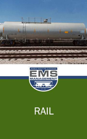 railcar cleaning services